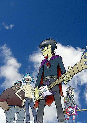 Gorillaz se estrenarán en España con un concierto en el FIB