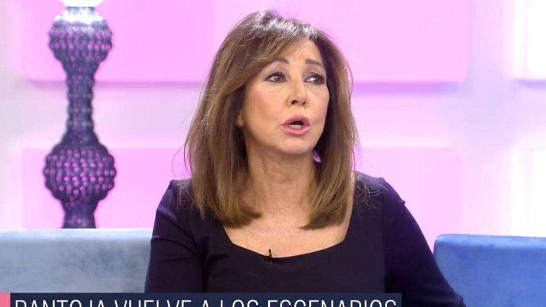 Ana Rosa, cuestionada en su programa por su opinión sobre el desnudo de Anabel Pantoja