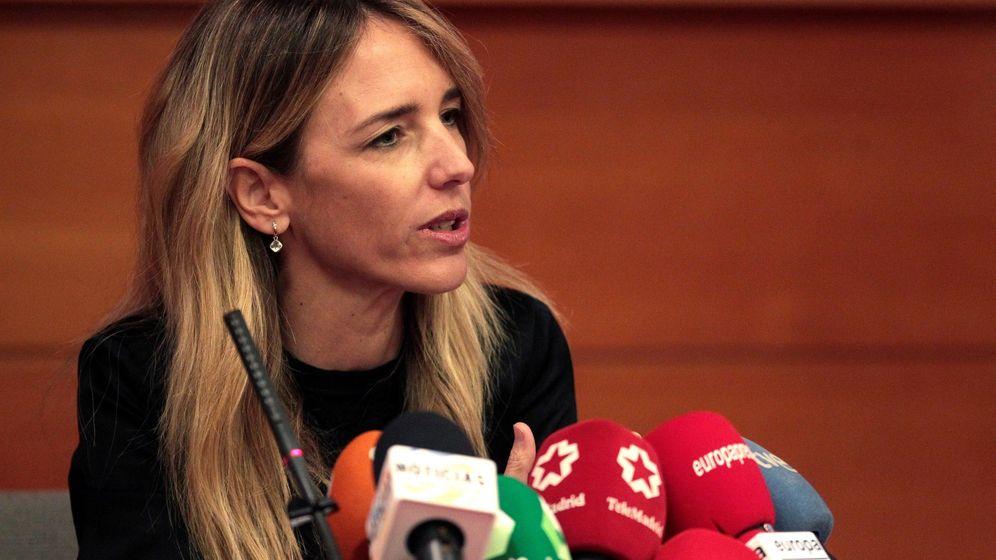 Foto: La portavoz del PP en el Congreso, Cayetana Álvarez de Toledo (EFE)