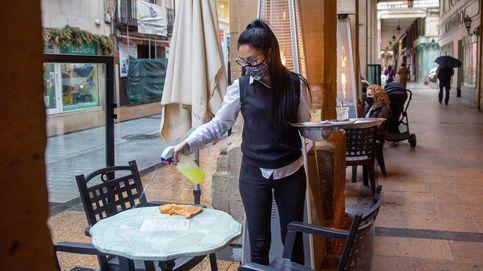 La caída del sector servicios lastra la recuperación de las empresas españolas