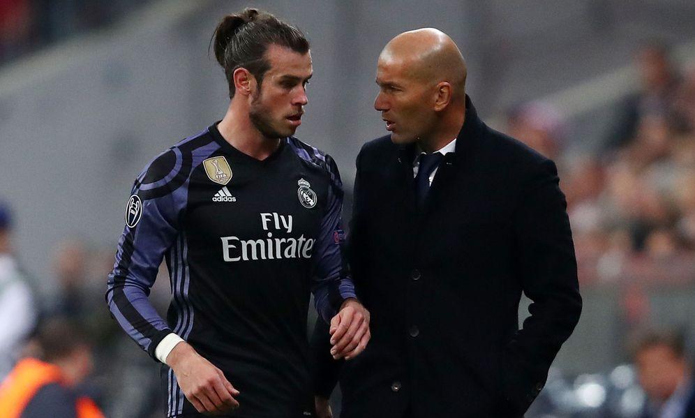 Foto: Bale no podrá jugar el partido de vuelta ante el Bayern. (Reuters)