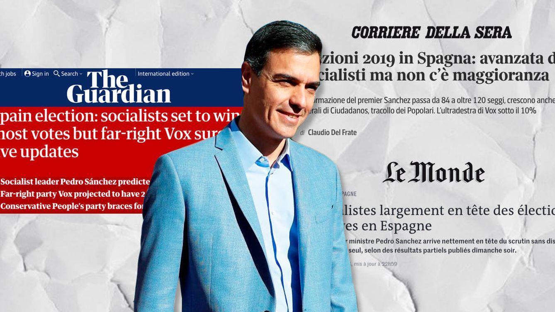 La prensa internacional destaca la irrupción de la extrema derecha y la inestabilidad