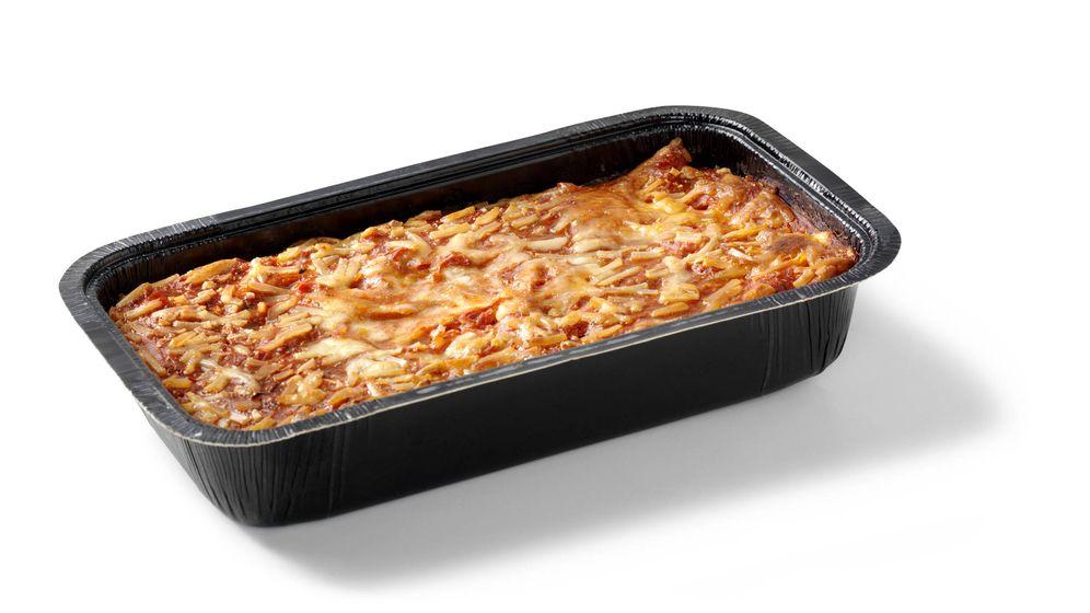 Foto: Pasta precocinada. (iStock)