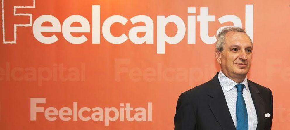 Foto: Antonio Banda, CEO de Feelcapital