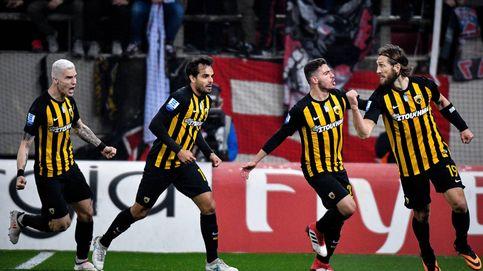 El milagro mental de Manolo Jiménez con Chygrynskiy en el eufórico AEK