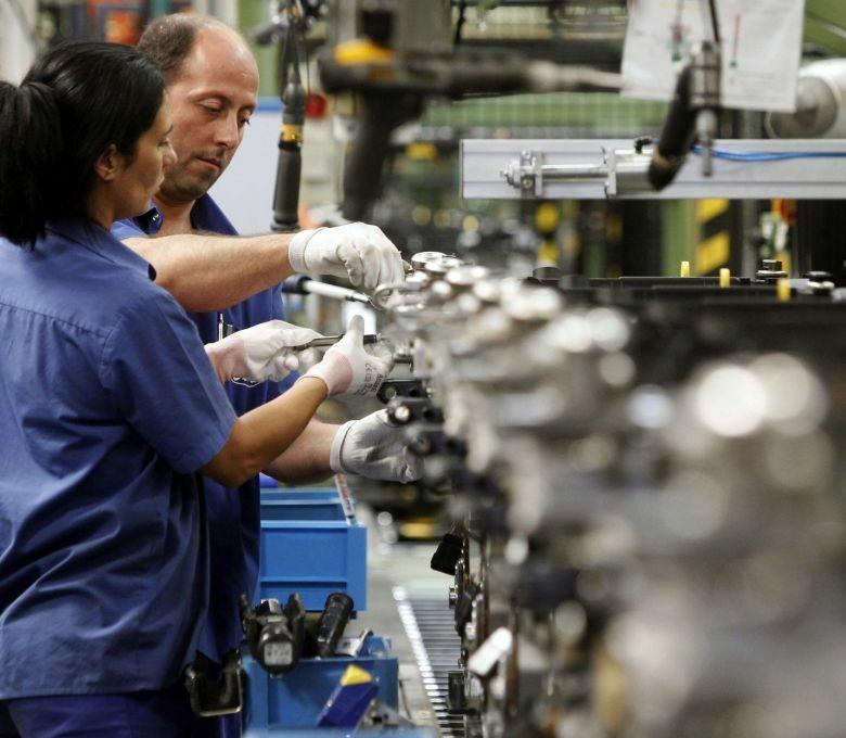 Fábrica de Ford en Almussafes (EFE)