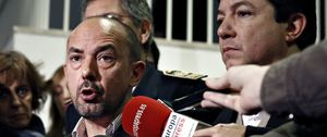 """Villanueva sobre Flores: """"De un conocido, uno no se puede hacer responsable"""""""