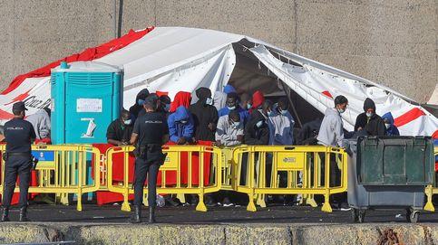 Las discrepancias entre ministerios agravan la crisis migratoria en Canarias
