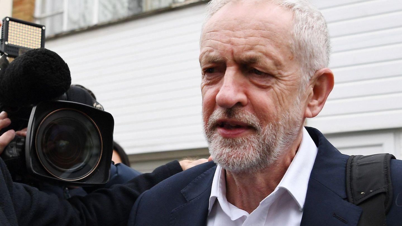 El líder laborista Jeremy Corbyn, en una imagen de archivo. (EFE)
