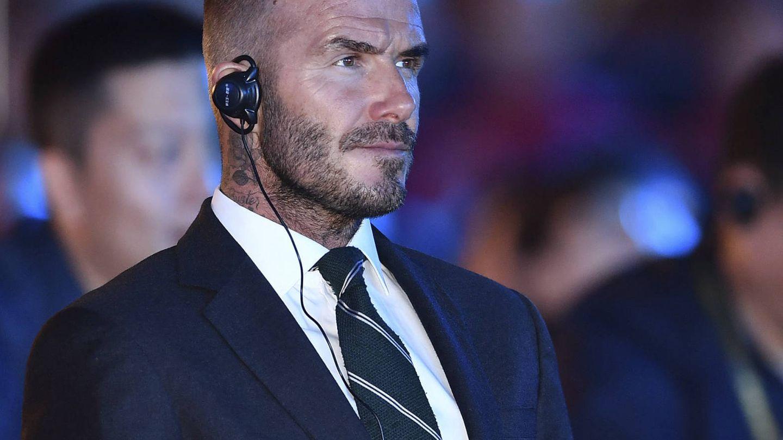 David Beckham es uno de los hombres más deseados del mundo. (Gtres)