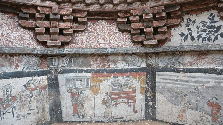 Encuentran la tumba que revela cómo era la vida en el imperio de Genghis Khan