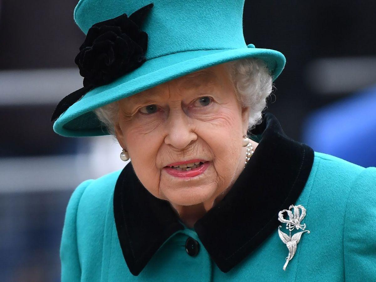 Foto: La reina Isabel II. (EFE)