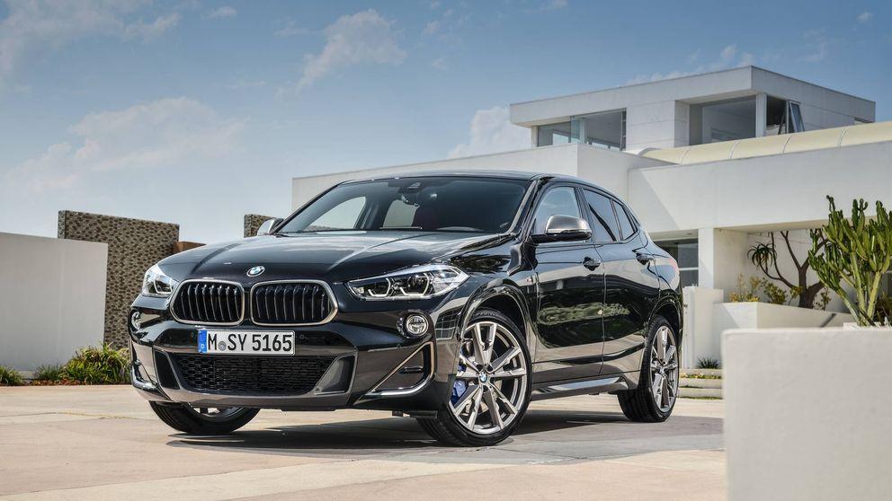 306 caballos para disfrutar con el nuevo BMW X2: de cuatro cilindros y rápido
