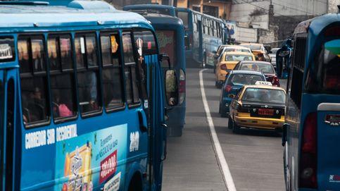 La vuelta de la campana de humo: los gases contaminantes suben de nuevo