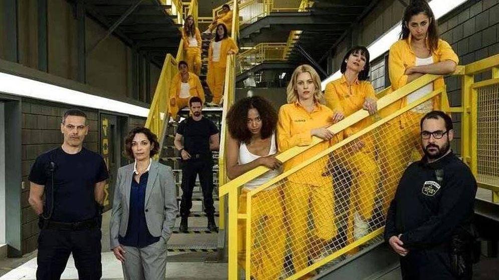 Foto: El elenco de 'Vis a vis' pierde a uno de sus actores en la tercera temporada.