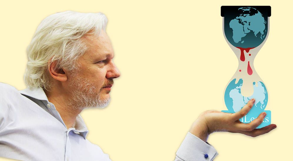 Foto: Julian Assange. (EC)