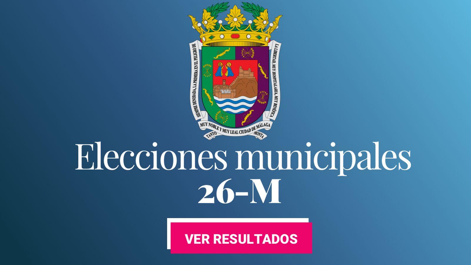 Foto: Elecciones municipales 2019 en Málaga. (C.C./EC)