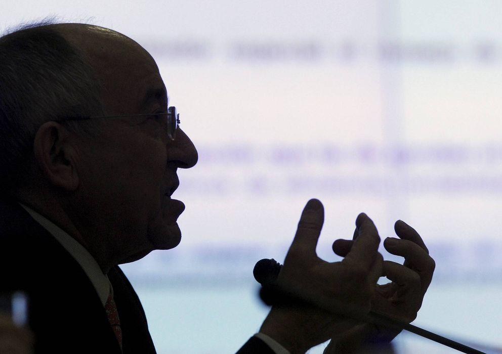 Foto: El exgobernador del Banco de España, Miguel Ángel Fernández Ordóñez. (EFE)