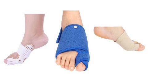 Los mejores correctores de juanetes del dedo gordo del pie