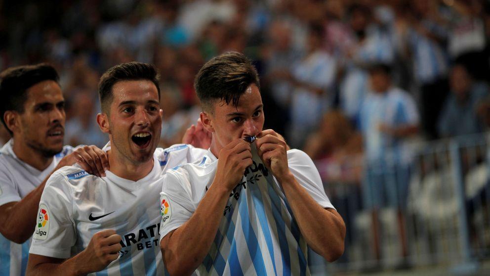La Liga arranca con remontada del Depor y empate de Osasuna en Málaga