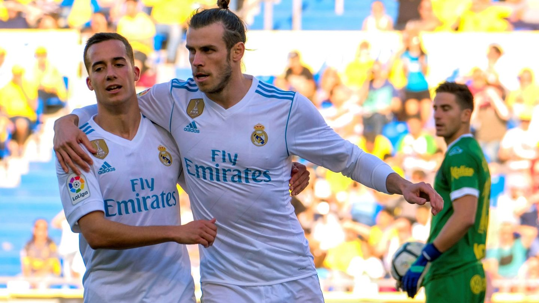 El buen partido de Bale en Las Palmas pone difícil las cosas a Zidane para Turín: ¿jugará el galés o Isco?