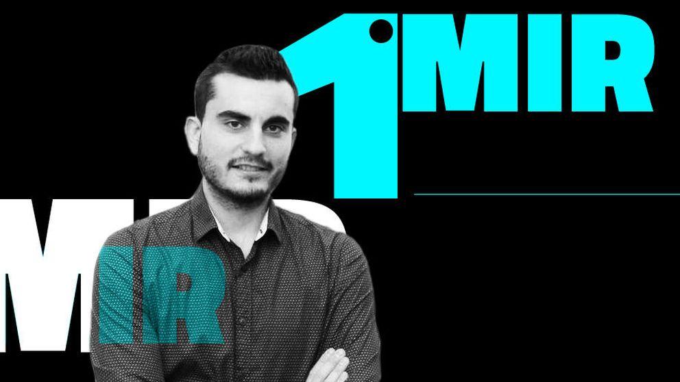 """Antonio Guerrero, madrileño y número 1 de MIR: """"Sigo en shock"""""""