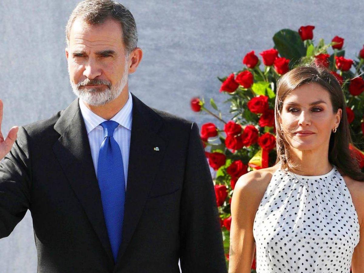 Foto: Felipe y Letizia, en una imagen de archivo. (EFE)
