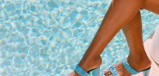 Post de Scrunchie, así se llaman las sandalias de tendencia más originales del verano