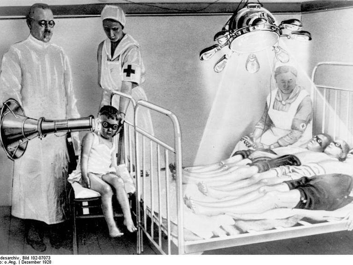 Foto: Fuente: Archivos Federales alemanes