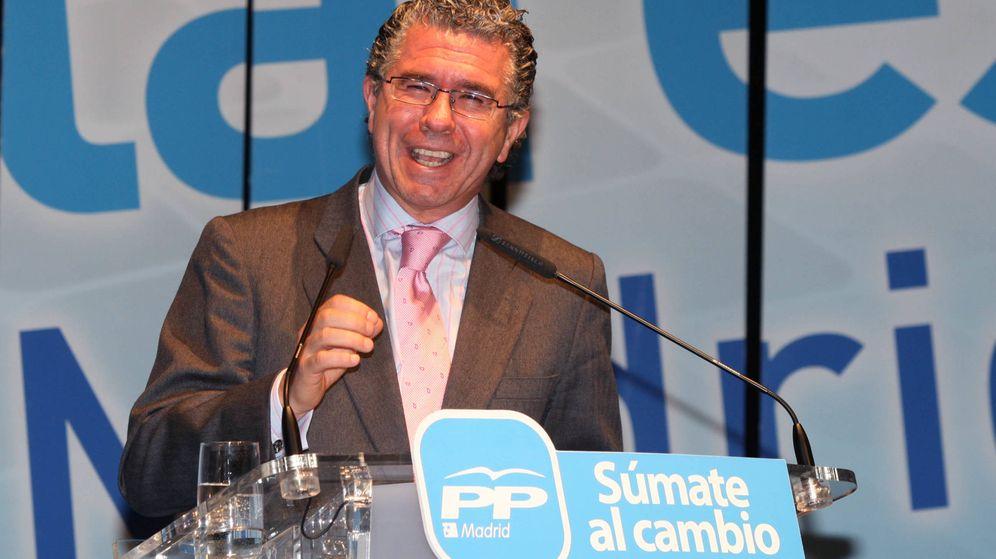 Foto: Francisco Granados en una imagen de archivo. (EFE)