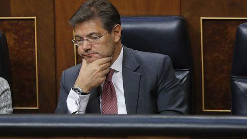 Directo: el PSOE amenaza con reprobar de inmediato al ministro Rafael Catalá