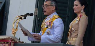 Post de Los reyes de Tailandia regresan a su país, pero sin intención de quedarse