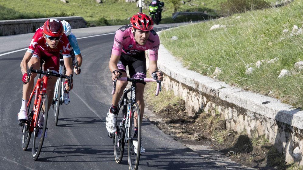 Foto: Dumoulin atacó cuando fue atacado (EFE Claudio Peri).