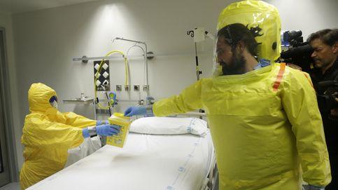 Activan la alerta por ébola en Palma por un bote con la etiqueta 'Filoviriade ébola virus'