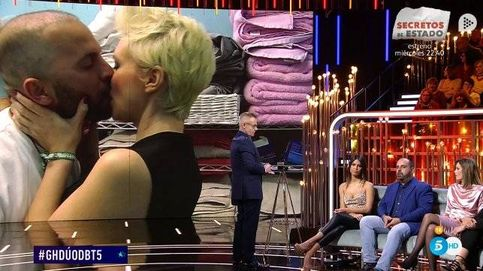 María Jesús Ruiz y Antonio Tejado se besan en 'GH Dúo': ¿amor o estrategia?