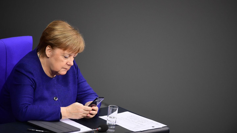 Angela Merkel. (EFE)