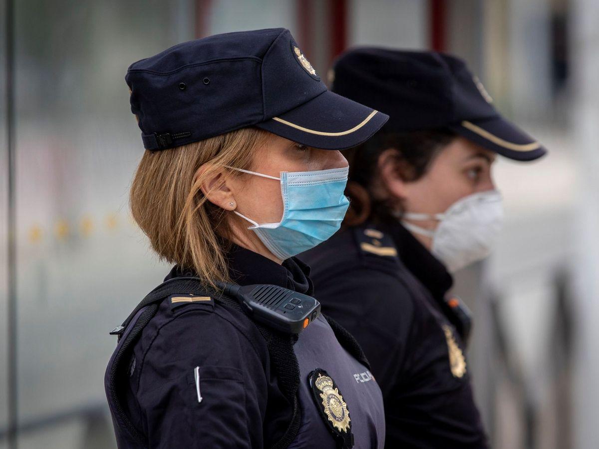 Foto: Policía. (EFE)