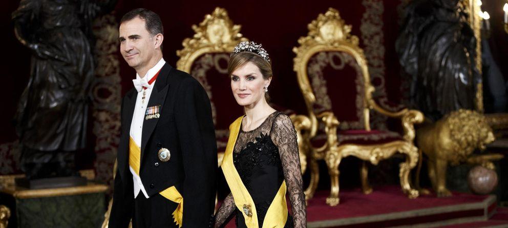 Foto: Zarzuela ha diseñado una gran recepción con más de 2.000 invitados en el Palacio Real. (Reuters)