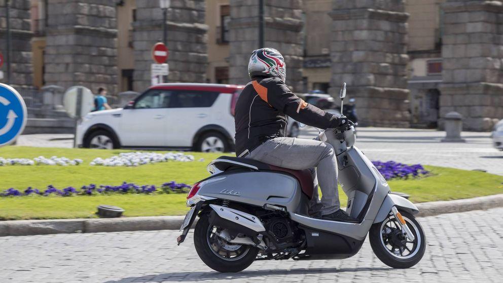 KYMCO se anticipa a la normativa Euro5 con su nuevo scooter Like 125
