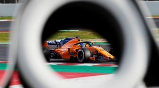 La ducha escocesa que se han pegado Alonso y McLaren en esta pretemporada