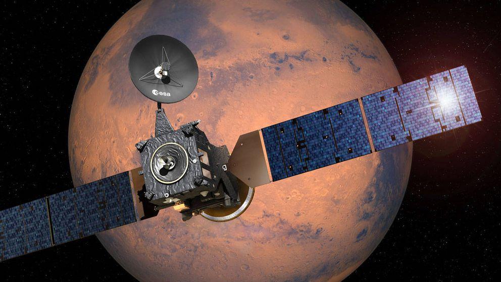 Sigue en directo la misión ExoMars, el primer aterrizaje europeo en Marte
