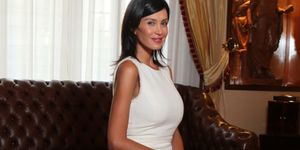"""Foto: Miss Bogotá 1996: """"Mi relación con Berlusconi es sólo profesional"""""""