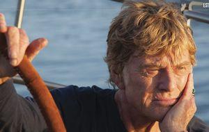 Robert Redford contra la inmensidad marina