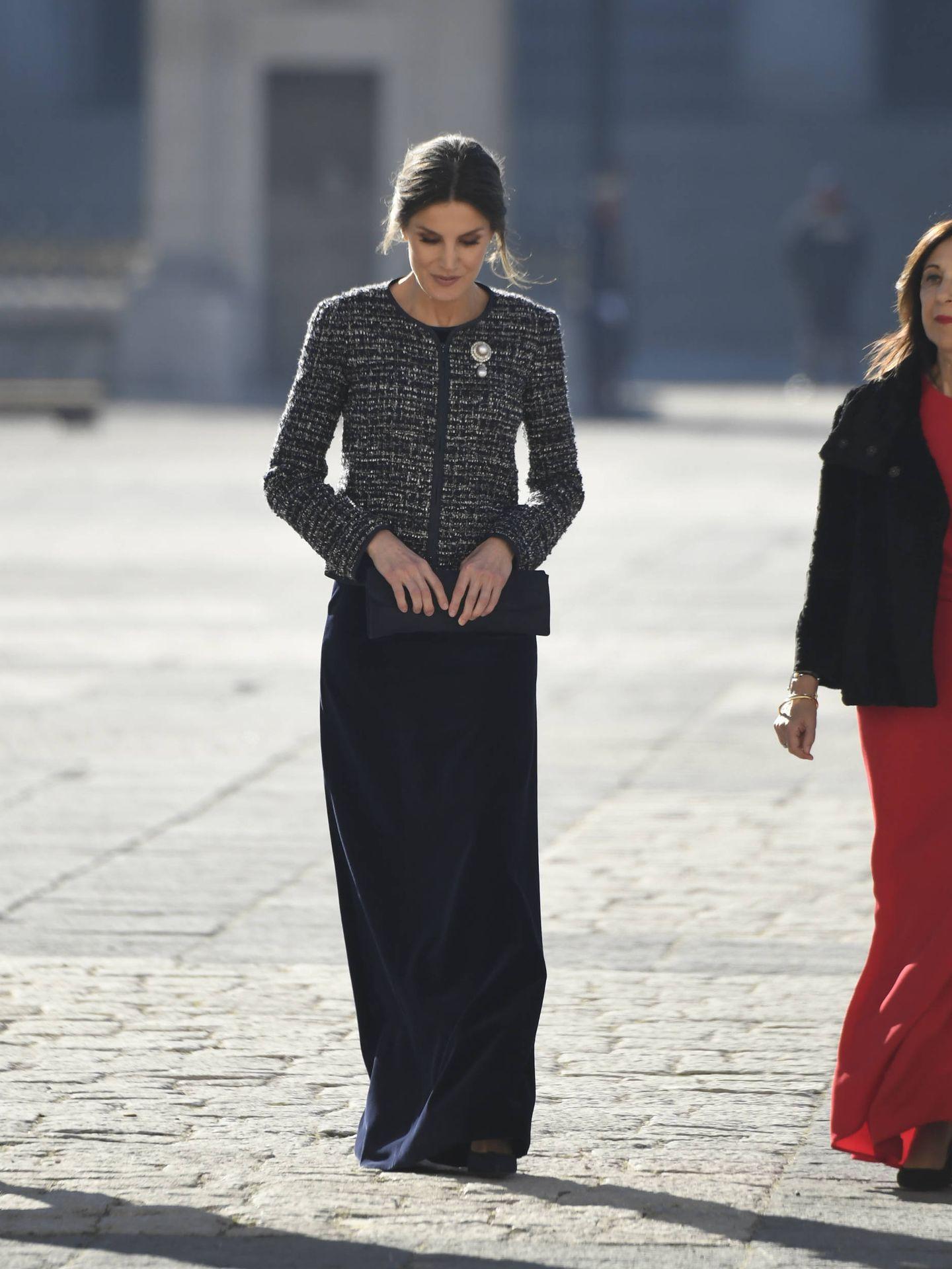 Letizia y Margarita Robles. (Limited Pictures)
