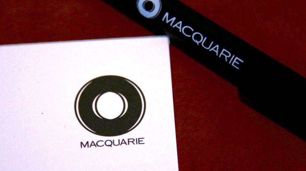 Foto: Logo del banco australiano Macquarie. (Reuters)