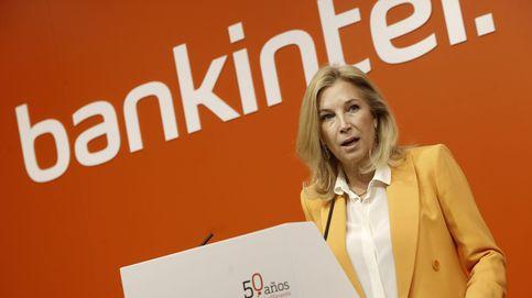 Bankinter se dispara más del 4% tras batir previsiones al ganar 376 millones