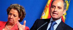 Al 'circo' de Rajoy en Valencia le crecen los enanos: con Camps y Barberá, 11 imputados