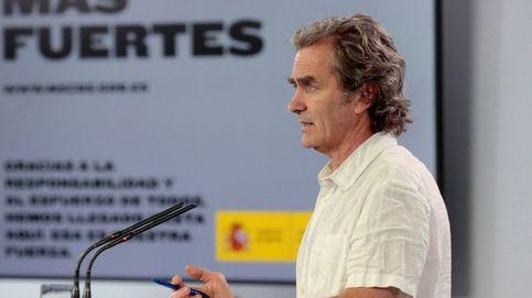 Última hora del covid-19 en directo | Rueda de prensa de Fernando Simón
