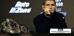 """Post de Khabib lanza un ultimátum a la UFC: """"Si despedís a mi equipo, me perdéis a mí"""""""