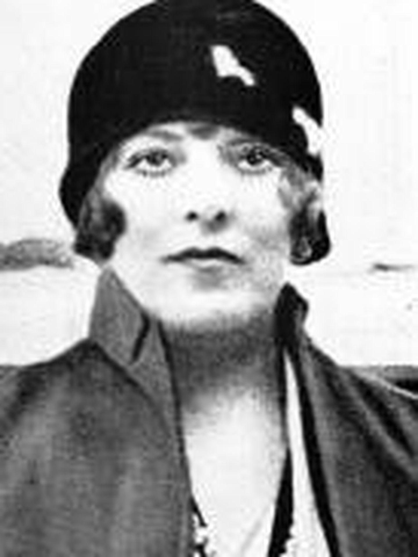 Una fotografía de la época de Lady Houston. (This Island Wiki)
